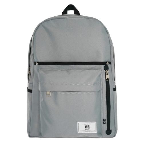 [에이비로드] ABROAD - 매거진 백팩_gray_그레이_가방__backpack