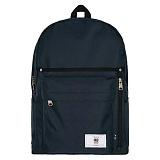 [에이비로드] ABROAD - 매거진 백팩 navy 네이비 가방 backpack