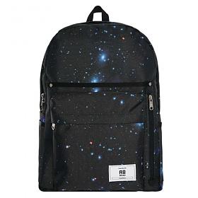 [에이비로드] ABROAD - 매거진 백팩 space 우주 가방 backpack