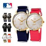 [MLB] 엠엘비 시계 MLB308LA 나토 커플시계 본사정품 택1