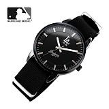 [MLB] 엠엘비 시계 MLB308LAs-BBK 나토 18mm 본사정품