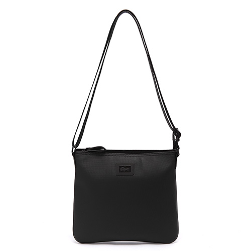 [라코스테]LACOSTE - Womens Classic Flat Crossover Bag NF1257WM-000 (BLACK) 크로스백