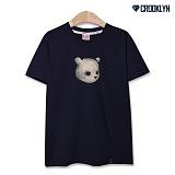 [크루클린] CROOKLYN 슬릿베어 반팔 티셔츠 TRS011 반팔티
