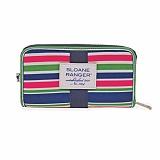 [슬론레인저]SLOANE RANGER - Zip Wallet 지갑 - Sloanie Stripe