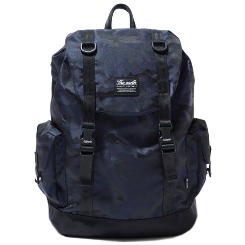 [디얼스]THE EARTH - J.QRUCKSACK - NAVY 가방 백팩 가방 백팩