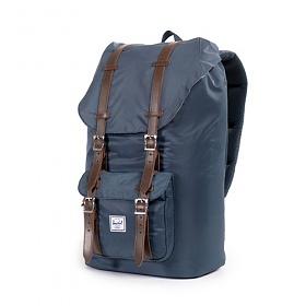 ※[허쉘]HERSCHEL - LITTLE AMERICA NYLON (Navy) 허쉘코리아 정품 리틀아메리카 백팩 가방