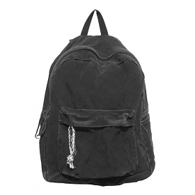 [블루이]BLUEY - april backpack(black)_가방_백팩_데이백