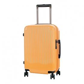[유랑스] URANGS - 7107 24인치 오렌지 캐리어 여행용 24인치 수화물용 캐리어