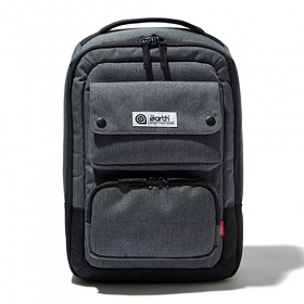 [디얼스]THE EARTH - 2.T 2WAY SLINGBAG CHARCOAL 가방 슬링백