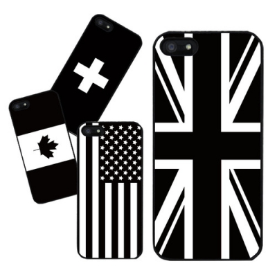 디팍스 - MONO NATIONAL FLAG BLACK CASE