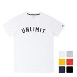 [언리미트]Unlimit - Arch Logo Tee (6color) 반팔티셔츠