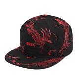 [오베이]OBEY - DEATH TOUCH HAT 100140312 (RED MULTI) 스냅백