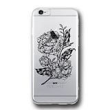 [디팍스]SEMI Romantic Flower PURE CASE