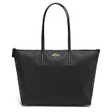 [라코스테]LACOSTE - L.12.12 CONCEPT LARGE SHOPPING BAG NF1344PO-000 (Black) 쇼퍼백