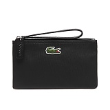 [라코스테]LACOSTE - L.12.12 Concept Clutch Bag NF0390PO-000 (Black) 클러치&파우치