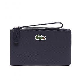 [라코스테]LACOSTE - L.12.12 Concept Clutch Bag NF0390PO-141 (Shadow Blue) 클러치&파우치