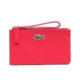 [라코스테]LACOSTE - L.12.12 Concept Clutch Bag NF0390PO-185 (Petunia Pink) 클러치&파우치