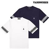 밴웍스 네이블 포켓 티셔츠 (V15TS029)