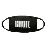 하이비션 - Message Mask HB2 Black 마스크