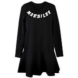 [마실러]MARSILER - NECKLACE MOP Black 원피스