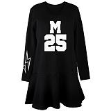 [마실러]MARSILER - M25 MOP Black 원피스