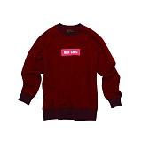 [AUB]에이유비-VANCHIC burgundy3 스��셔츠_맨투맨_크루넥