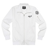 [캔리프] CANLEAP MA-1 HIGH NECK JACKET (WHITE) 항공자켓 트랙탑