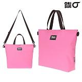 [ORISUE] 오리수 b901 pink 토트백 크로스백 가방