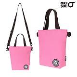 [ORISUE] 오리수 b902 pink 토트백 크로스백 가방
