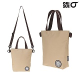 [ORISUE] 오리수 b902 beige 토트백 크로스백 가방