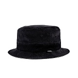 [브릭스톤]BRIXTON - Tull Bucket Hat (Black/Grey) 리버시블 양면 버킷햇 벙거지