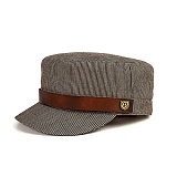 [브릭스톤]BRIXTON - Busker Cap (Light Grey) 밀리터리캡 군모 모자