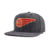 [브릭스톤]BRIXTON - Flight Snap Back (Olive) 스냅백 모자