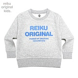 [레이쿠키즈] reiku kids original typo mtm gray 맨투맨