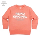 [레이쿠키즈] reiku kids original typo mtm peach 맨투맨