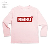[레이쿠키즈] reiku kids round box long pink 롱 긴팔티