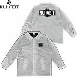 뉴해빗 - Rose Nuhabit 코치자켓 - 코치자켓 - 화이트