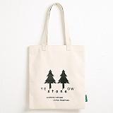 [옐로우스톤] 빈티지 에코백 vintage eco bag - YS2015FE 베이지 숲 가방 토트백 숄더백