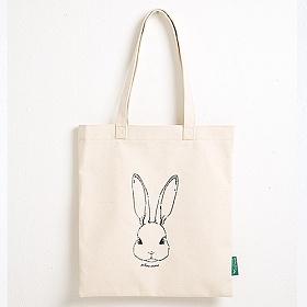 [옐로우스톤] 빈티지 에코백 vintage eco bag - YS2015RB 베이지 토끼 가방 토트백 숄더백