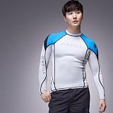 오닐 슈트/4277/15HYPERFREAK/남성용/LUNAR/SKY/BLK