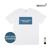 [리오그램] REOGRAM - SECRET GARDEN T SHIRTS (White) HB-3