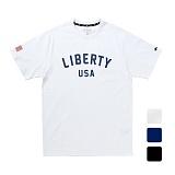 [언리미트]Unlimit - State Tee (AE-B014)_2color 반팔티 티셔츠