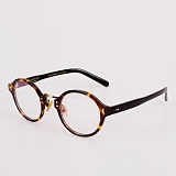 [옵틱스뮤지엄]OPTICSMUSEUM - LANGLEY GLASSES (LEOPARD)