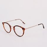 [옵틱스뮤지엄]OPTICSMUSEUM - OLIVER REEVES GLASSES (LEOPARD)