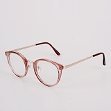 [옵틱스뮤지엄]OPTICSMUSEUM - OLIVER REEVES GLASSES (BROWN)