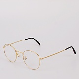 [옵틱스뮤지엄]OPTICSMUSEUM - TONY CLASSIC GLASSES (GOLD)