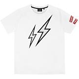 [마실러]MARSILER - VOLT MST_White 반팔티 티셔츠