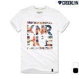 [크루클린] CROOKLYN 임팩트 반팔 티셔츠 TRS140 반팔티