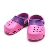 [크록스키즈]CROCS - ELECTRO II CLOG (Party Pink/Neon Purple) 15608-6CP