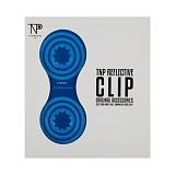 [티엔피]TNP - SOLID REFLECTIVE CLIP [BLUE]